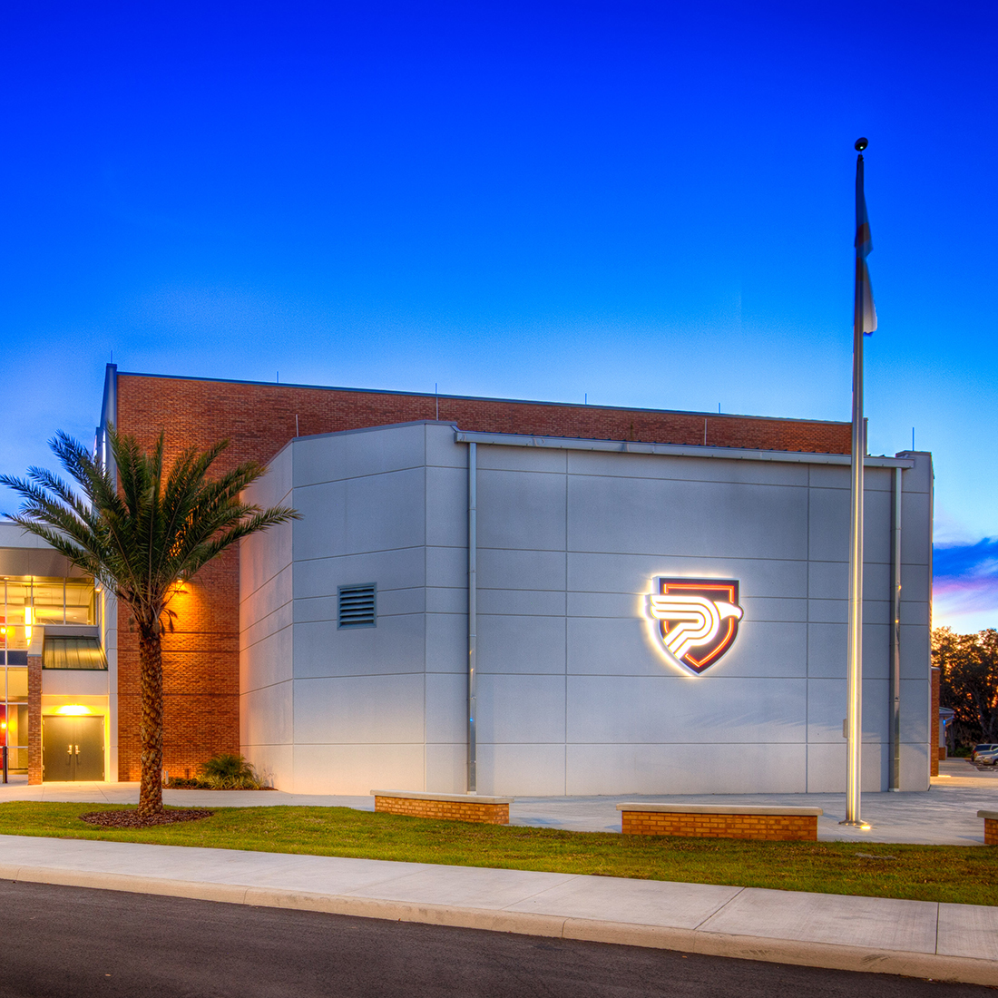 Polk State College Center for Public Safety, Winter Haven, FL