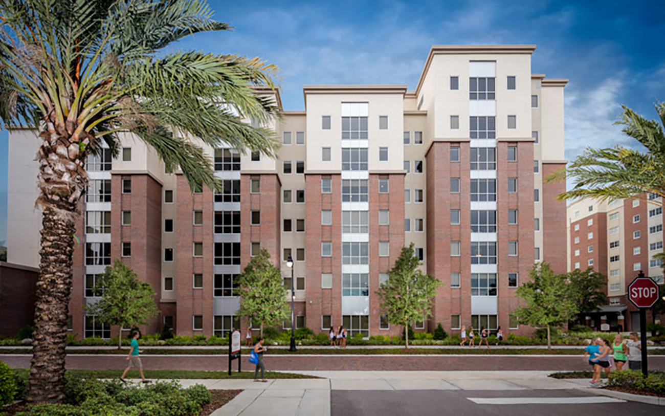 University of Tampa Residential Community_1