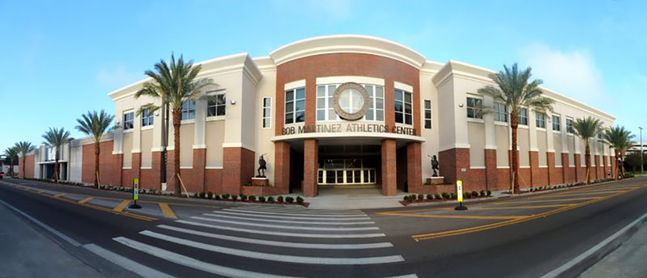 University of Tampa_Bob Martinez Athletic Facility_1